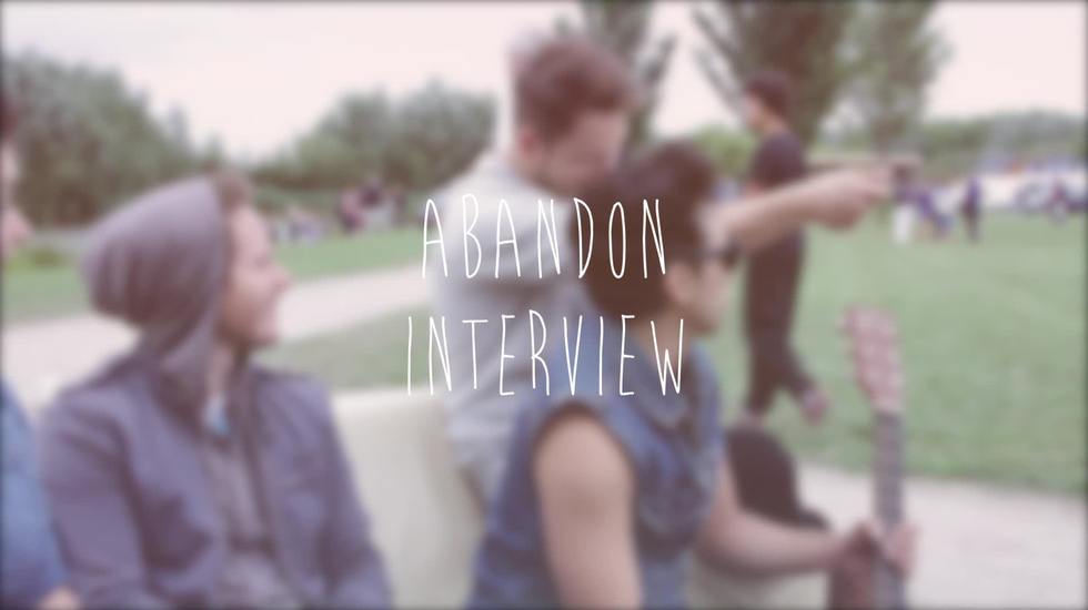 Abandon Interview