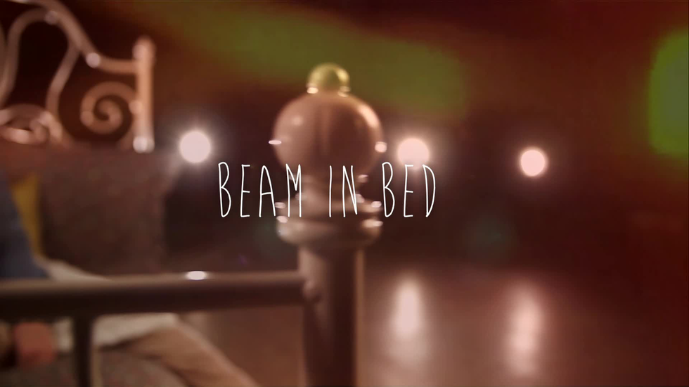 BEAM in Bed - promo