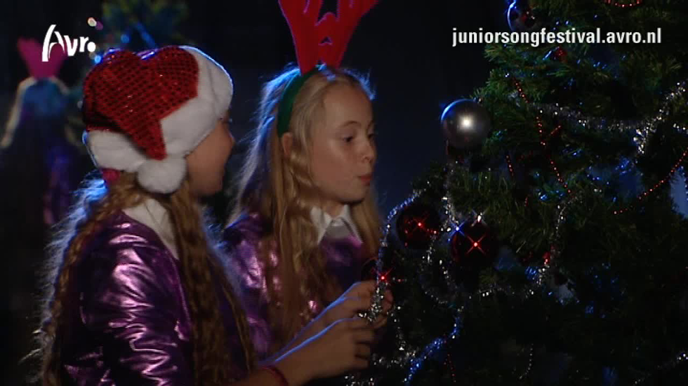 Kerstkalender Junior Songfestival