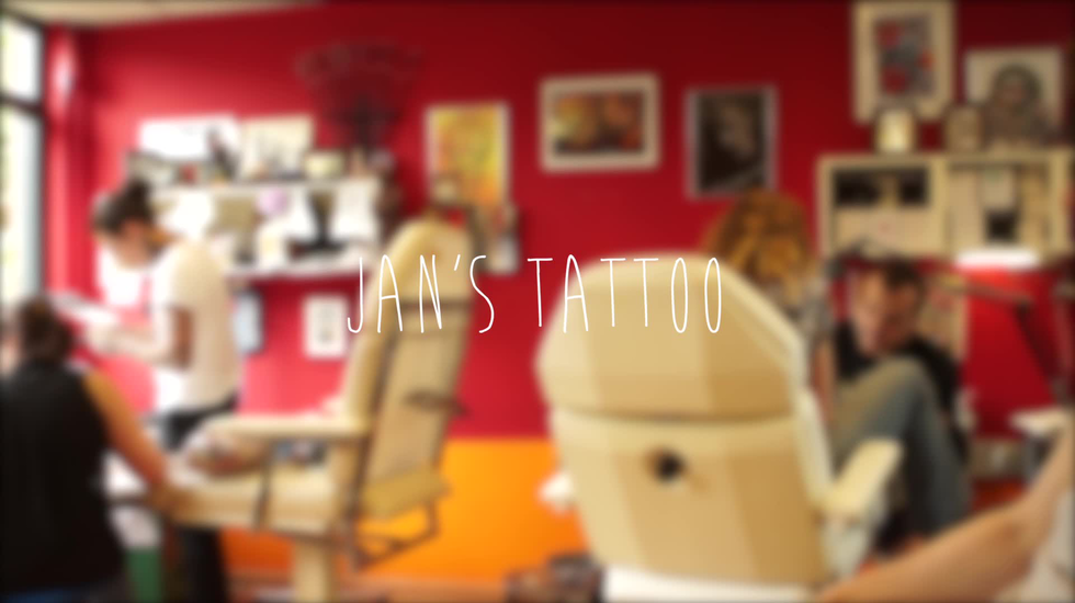 BEAM: de tattoo van Jan