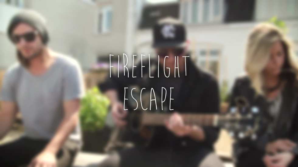 BEAM Sessie: Fireflight - Escape