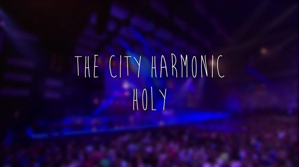 The City Harmonic - Holy