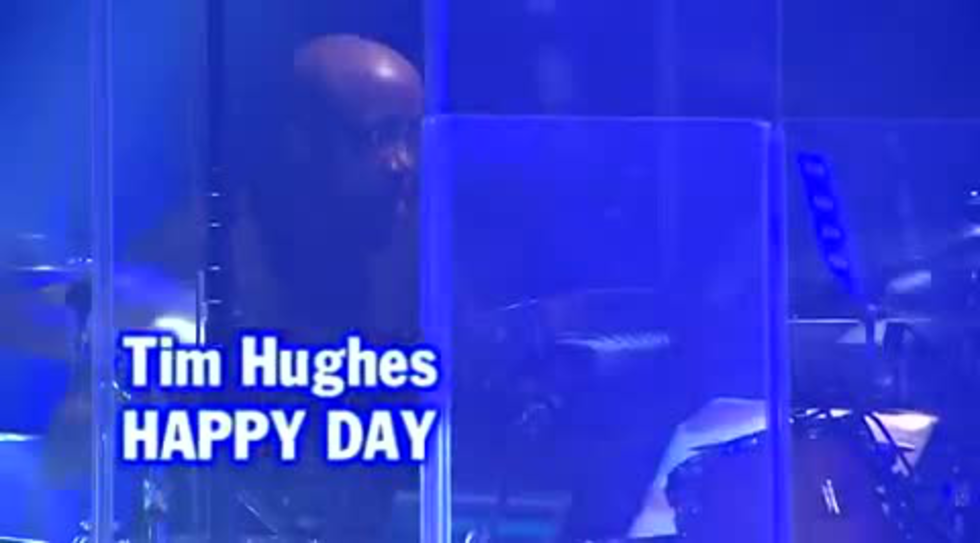 Tim Hughes - Happy Day