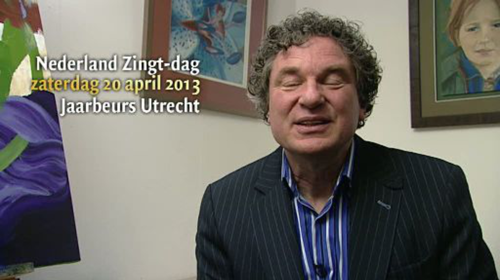 Ds. Wigle Tamboer over zijn lied: Amazing Grace