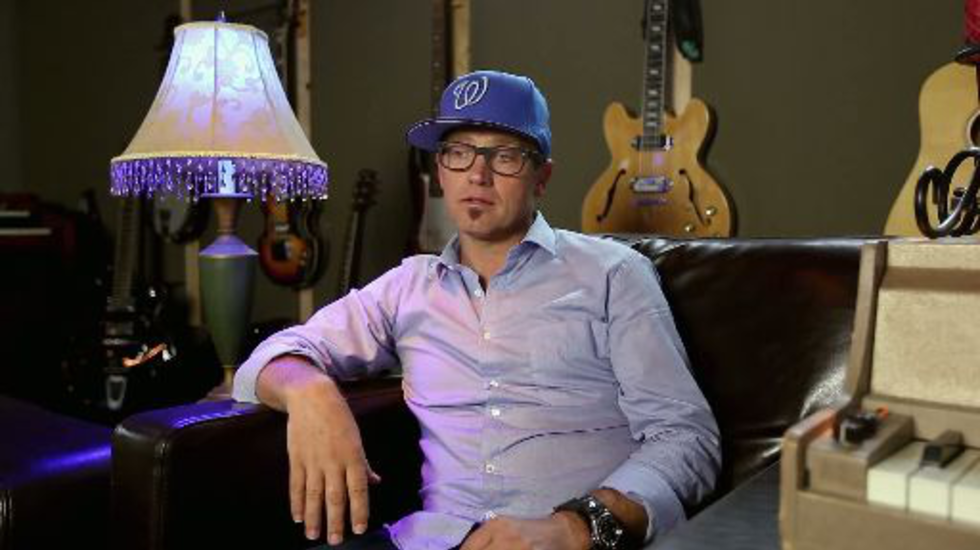 Toby Mac - The story behind 'Thankful for you'
