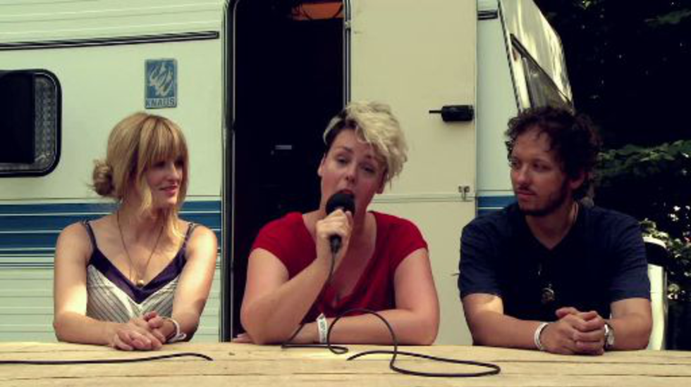 XNFF2012: Gungor - interview (kort)