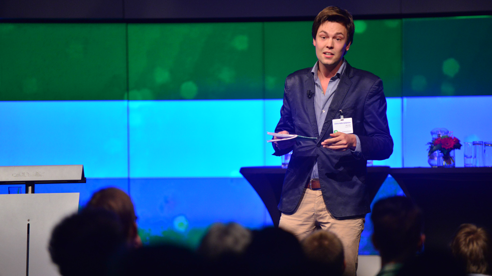VIDEO | TED-talk: Julius Terpstra (CDJA) op het Andries Radio Symposium