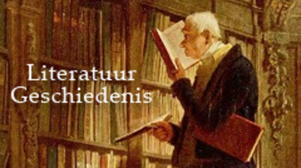 Literatuurgeschiedenis - Discussiëren (1750-1780)