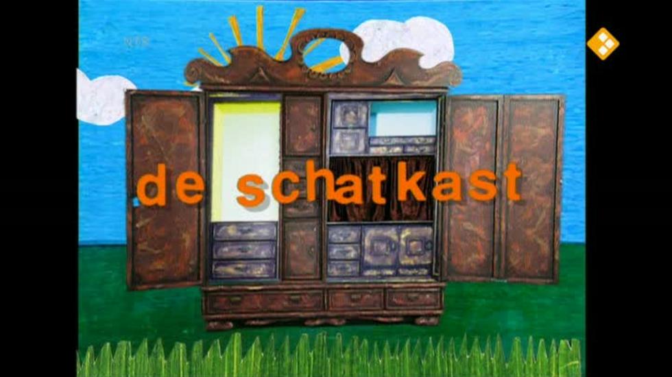 De Schatkast - Afl. 4 Wie Komt Er In Mijn Kastje?