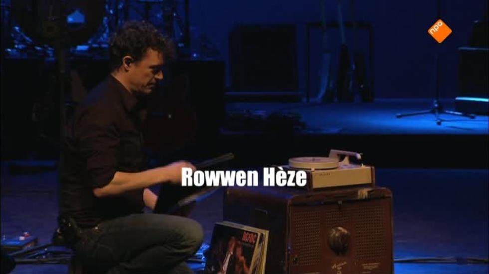 Concert Rowwen Hèze Live - Rowwen Hèze Live In Concert