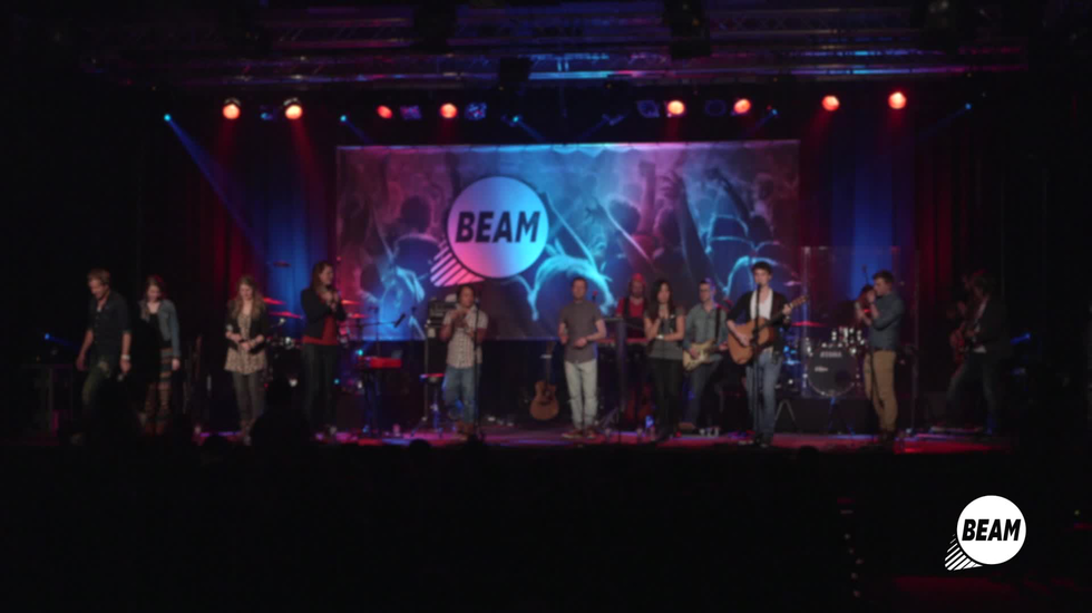 BEAM_worship band awsome jesus