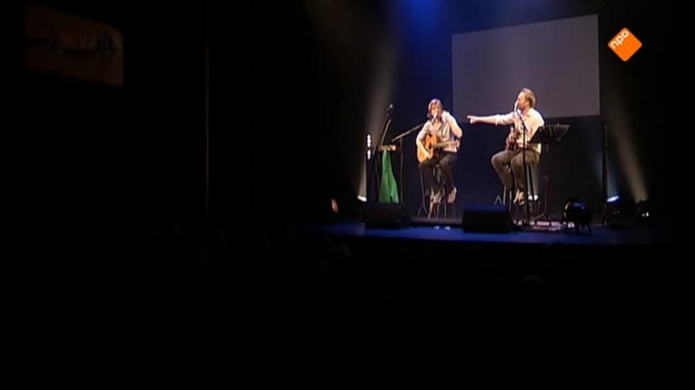 Cabaret Bij De Vara - Humortv Op 3 Presenteert: Het Monica Da Silva Trio