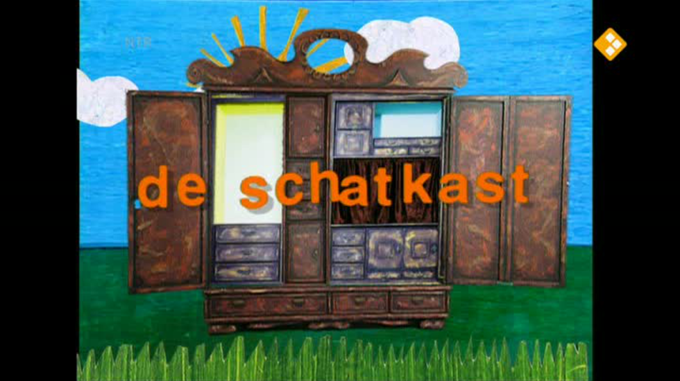 De Schatkast - Poppetje Gezien, Kastje Dicht
