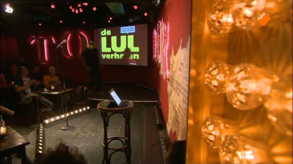 Cabaret Bij De Vara - Humortv Presenteert De Lulverhalen Deel 1