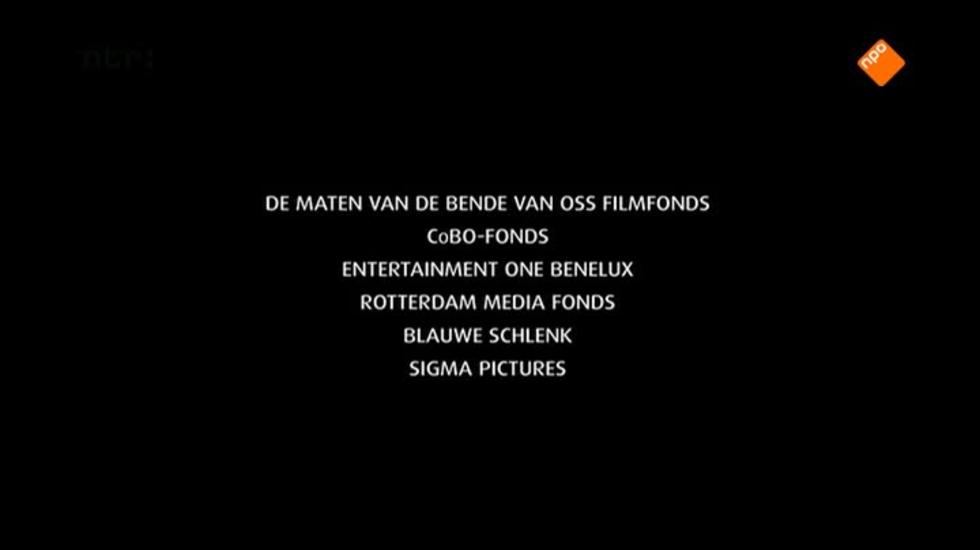 Telefilm - De Bende Van Oss