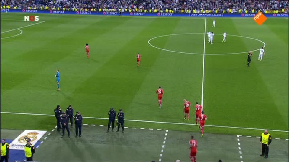 Nos Uefa Champions League Live - Nos Uefa Champions League Live, 2de Helft