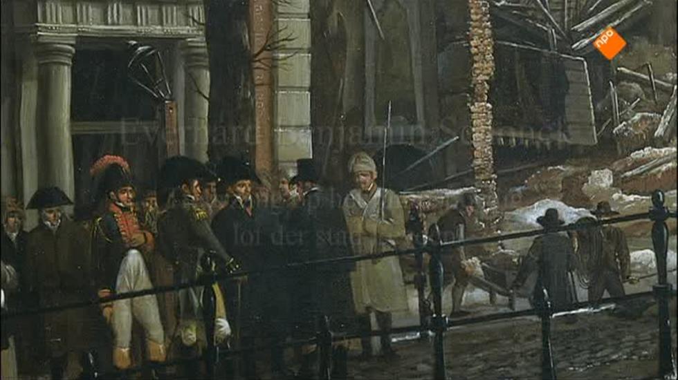 Literatuurgeschiedenis - Durf Te Denken (1800-1830)