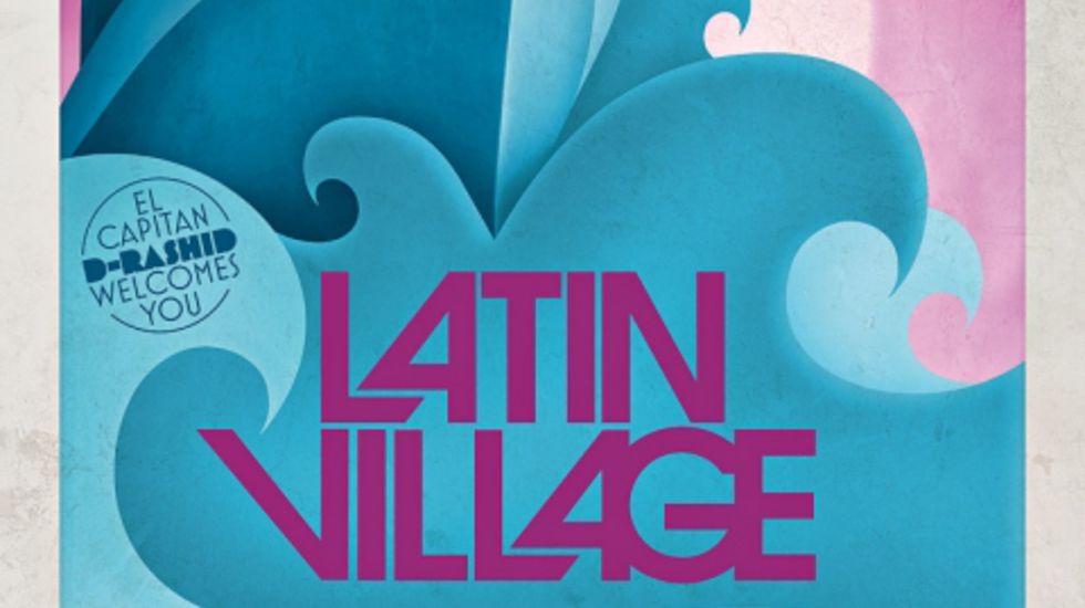Lyaz @ LatinVillage 19-03-2011