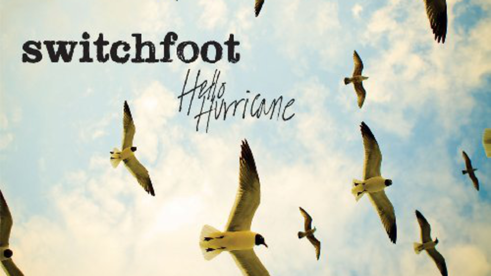 Afbeelding van Switchfoot - Sing It Out