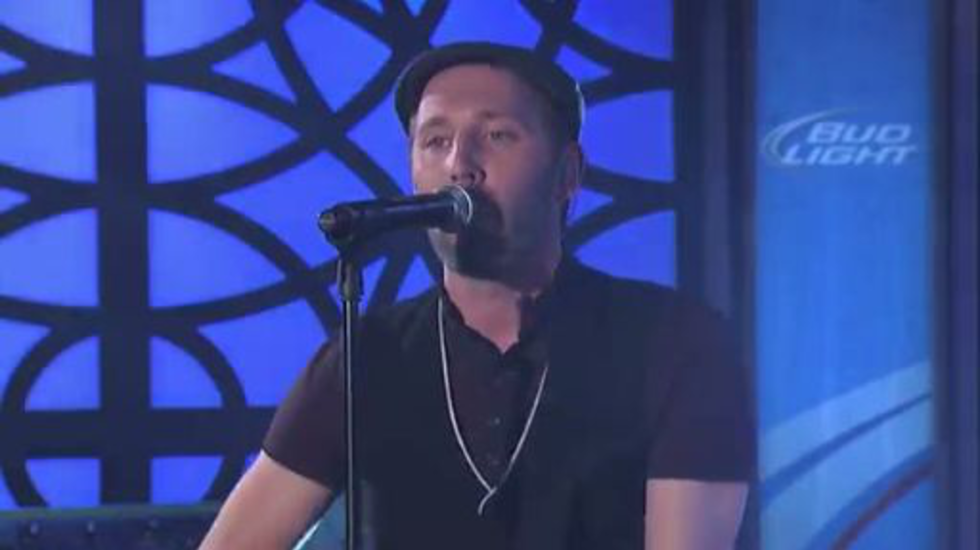 Mat Kearney - Ships In The Night (live)