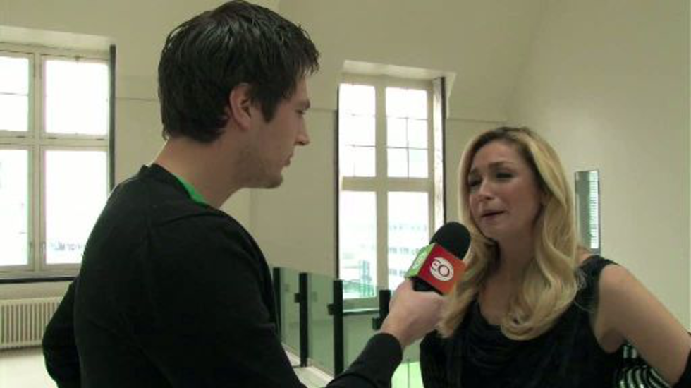 The Passion 2011 - Interview Do