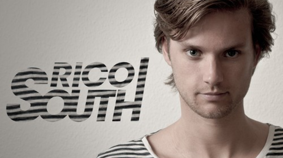 Rico South op Amsterdam Open AIR 08-06-2014