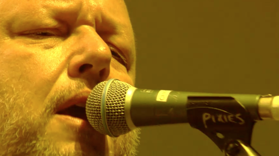 Pixies live op Best Kept Secret 2014