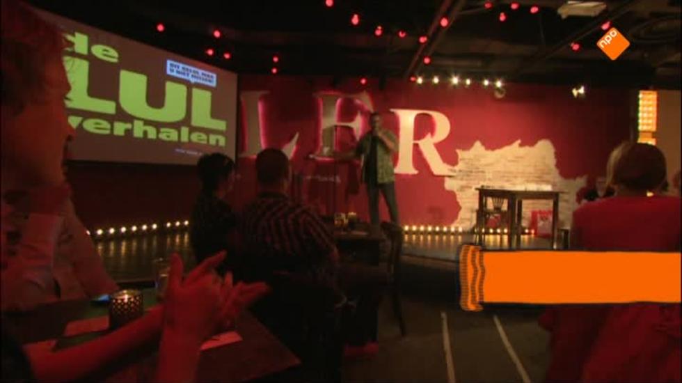 Cabaret Bij De Vara - De Lulverhalen 5 Met Govert De Roos En Jan J. Pieterse
