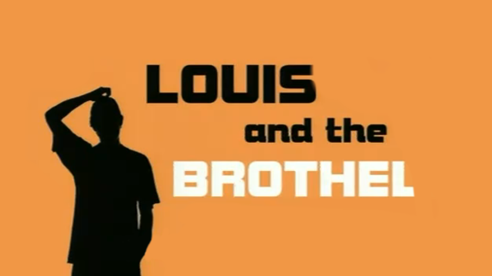 Afbeelding van Louis Theroux: Louis and the Brothel