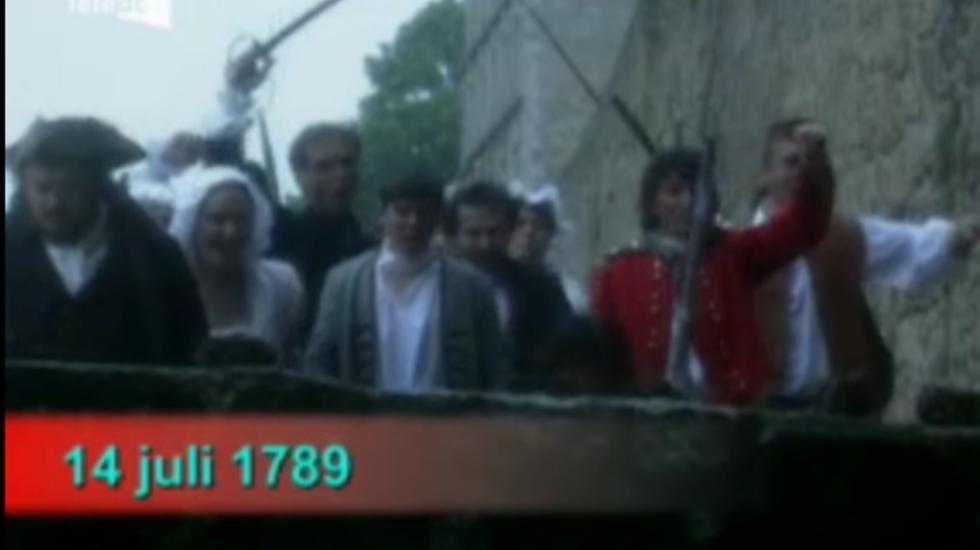 Histoclips - De Franse Revolutie