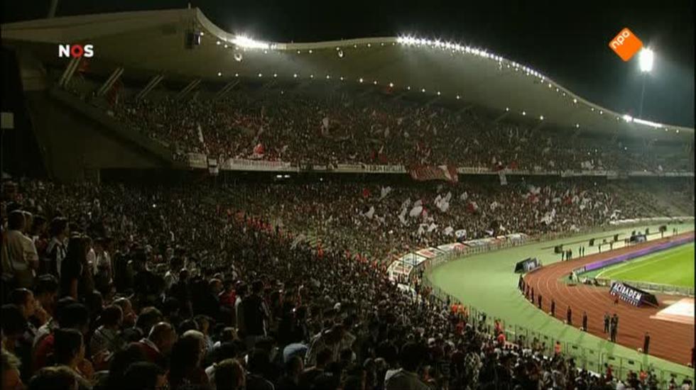 Nos Uefa Champions League Live - 2de Helft Besiktas - Feijenoord