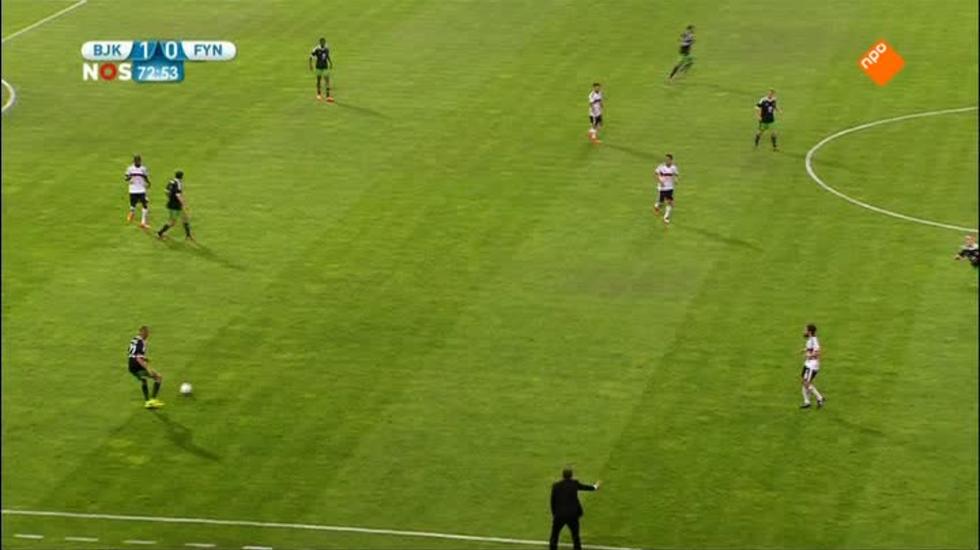 Nos Uefa Champions League Live - Nabeschouwing Besiktas - Feijenoord