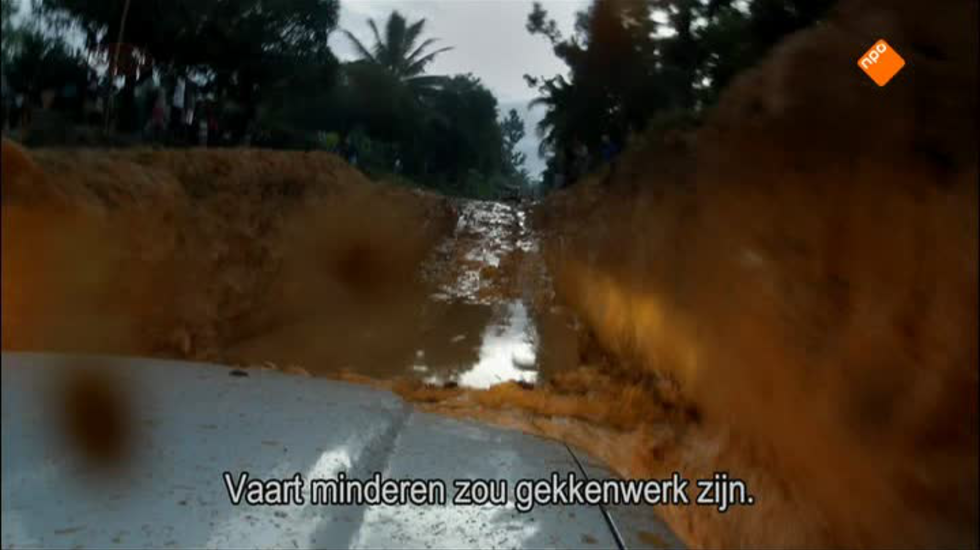 Dangerous Roads - Madagaskar