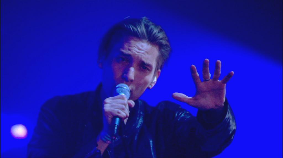 Thomas Azier - Ghostcity Live op Lowlands 2014