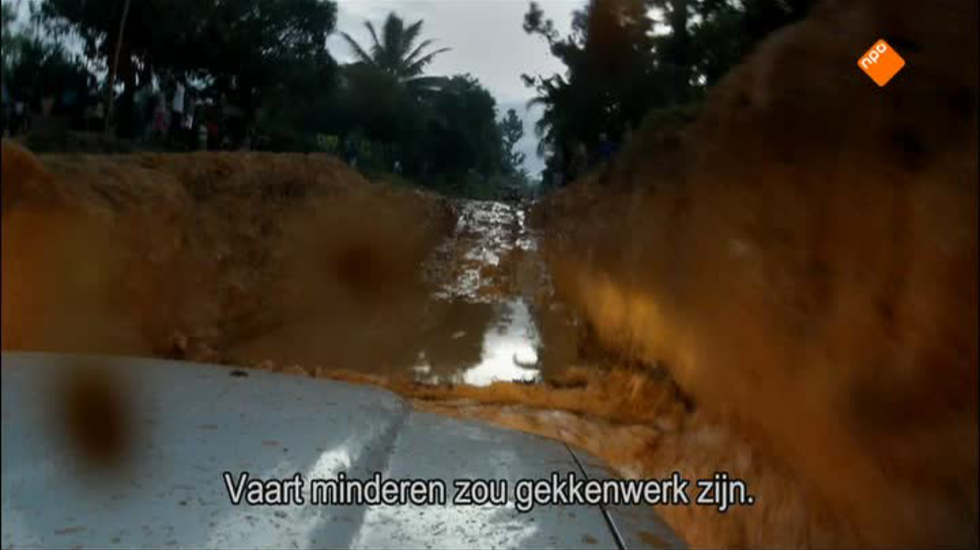 Dangerous Roads - Georgië