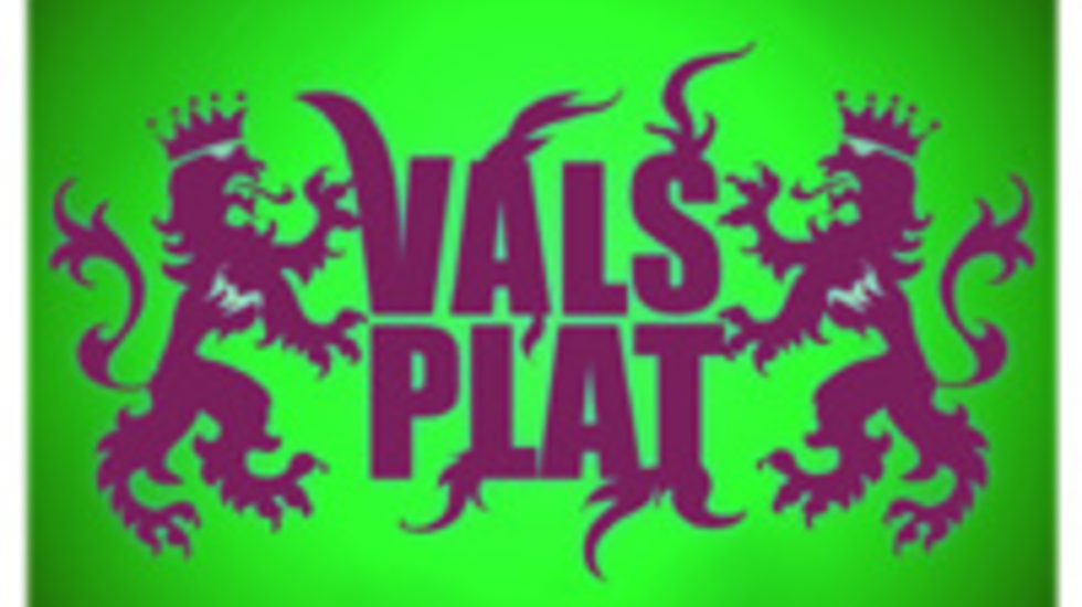 The best of Vals plat