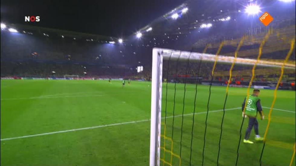 Nos Uefa Champions League Live - Nos Uefa Champions League Live, 2de Helft Borussia Dortmund - Arsenal