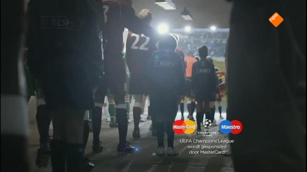 Nos Uefa Champions League Live - Nos Uefa Champions League Live, Voorbeschouwing Ajax - Paris Saint Germain