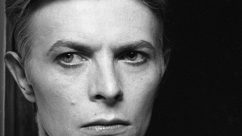 David Bowie, five years