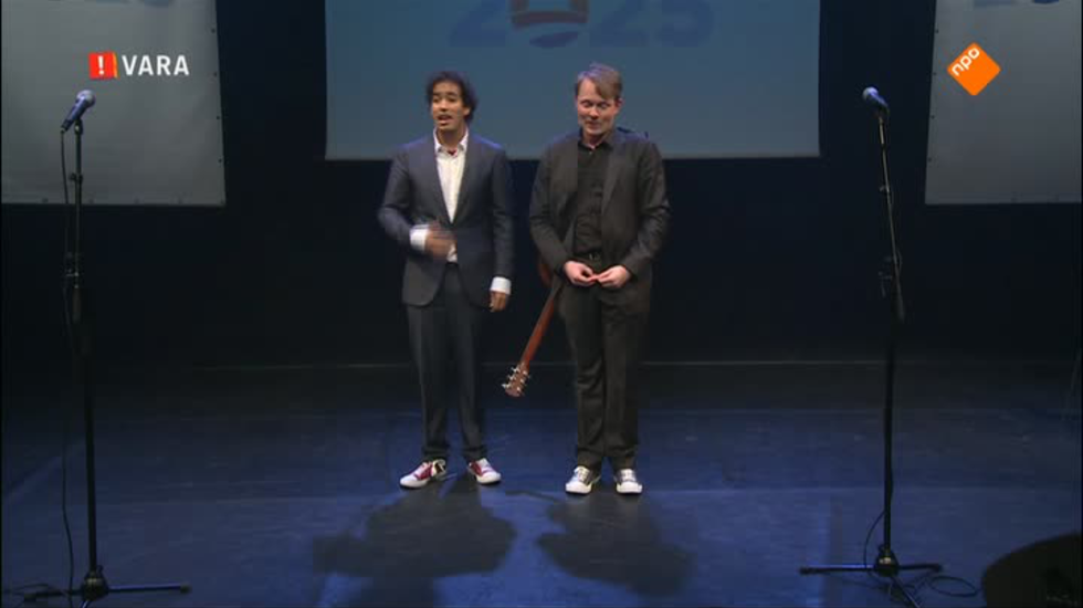 Cabaret Bij De Vara - Harteveld En Fretz: Revolte