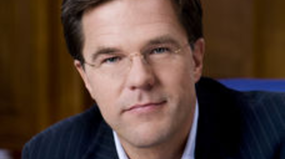 Brandpunt Profiel - Mark Rutte