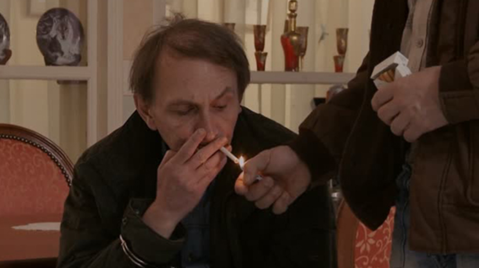Guilllaume Nicloux over The Kidnapping of Michel Houellebecq