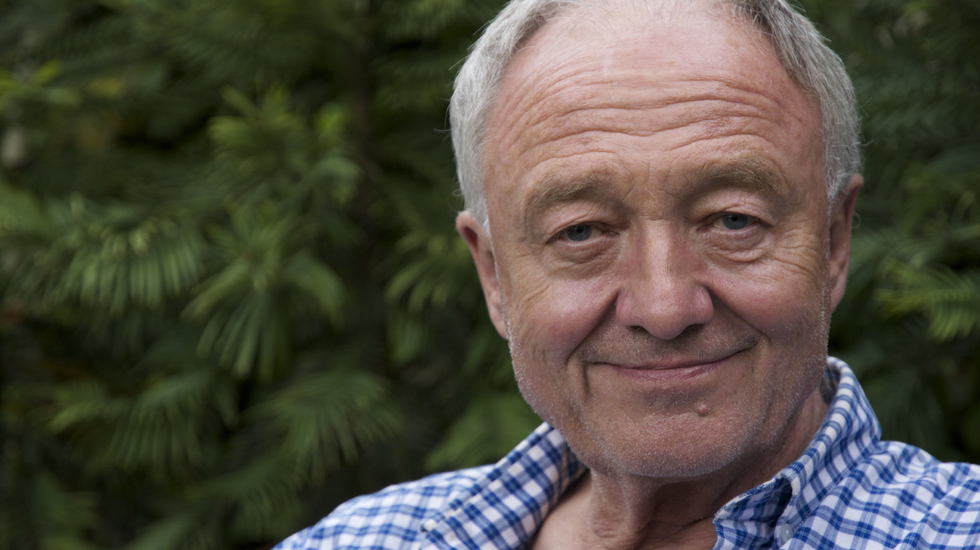 Extra clip: Ken Livingstone in London Zoo