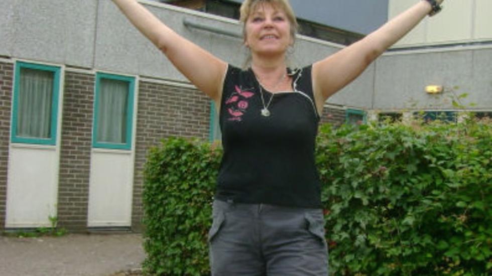 Brandpunt Profiel - Elly Hählen - Schooljuf In Amsterdam West