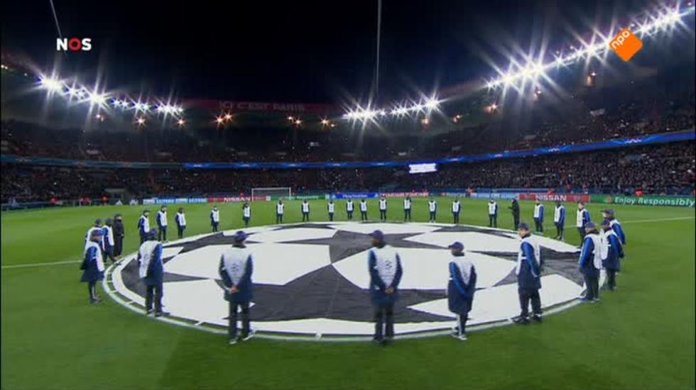 Nos Uefa Champions League Live - 1ste Helft Paris-saint Germain - Chelsea