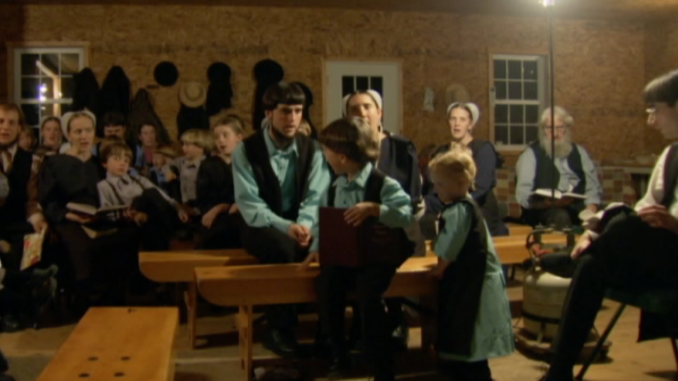 Herhaling documentaire 'Amish - a secret life'