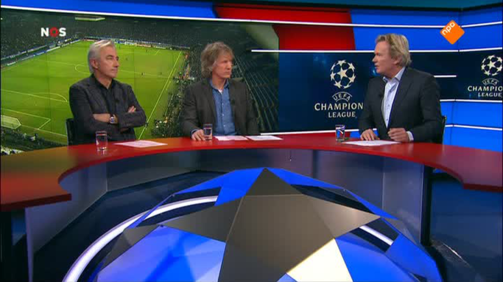 Nos Uefa Champions League Live - Wedstrijdanalyse Schalke 04 - Real Madrid