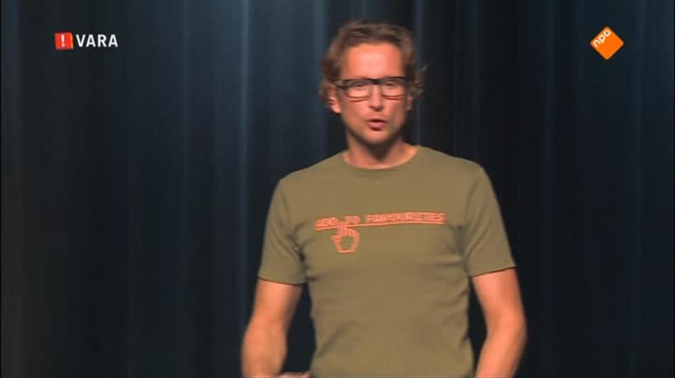 Humortv Op 3 - Pieter Jouke: Woord Houden