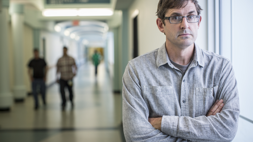 Louis Theroux: By reason of insanity - trailer