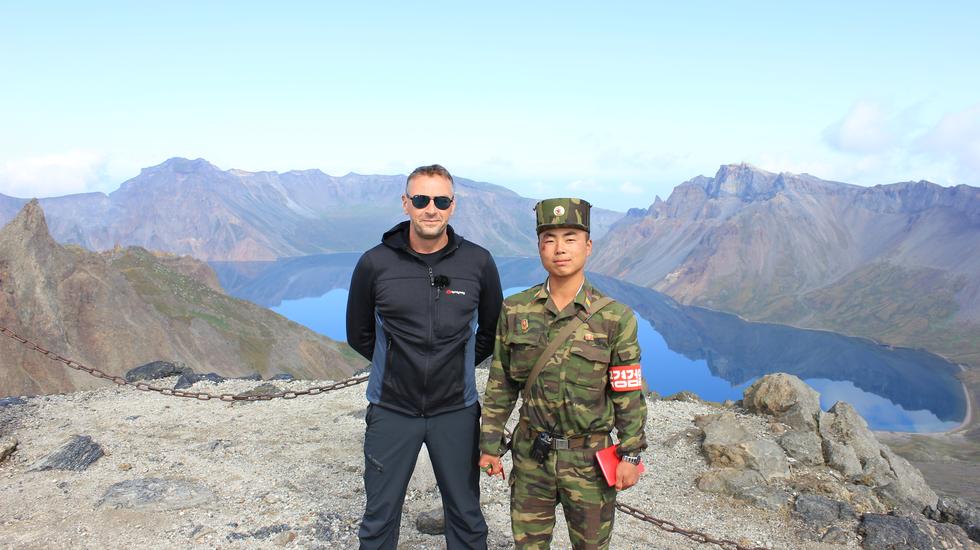 Reizen Waes - Noord-korea